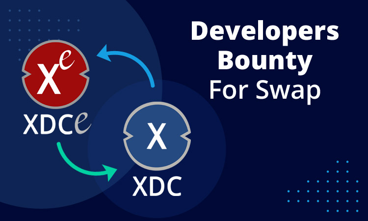 Developers Bounty For Swap